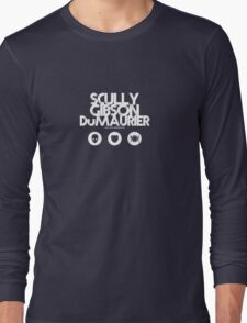 Scully - Gibson - Du Maurier T-Shirt