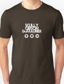 Scully - Gibson - Du Maurier T-Shirt
