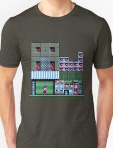 High School Samurai City T-Shirt