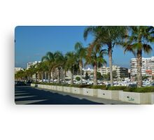 Half Price Parking... Canvas Print