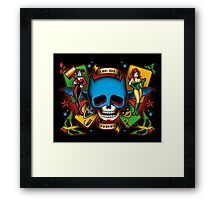 Battoo Framed Print