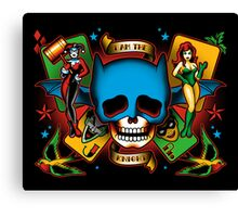 Battoo Canvas Print