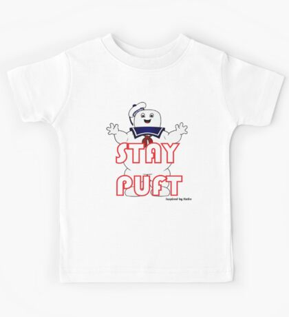 Stay Puft Kids Tee