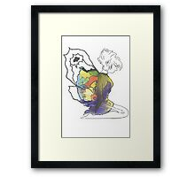 Have yourself a fairy tale Framed Print