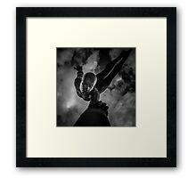 Strength Framed Print