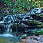 Cascades  by Steve Randall