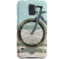 Tour Down Under Bike Race Samsung Galaxy Case/Skin