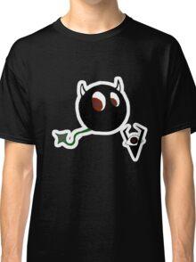 VILLAN DEVIL Character  TEE W/ Logo Classic T-Shirt