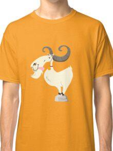 Goat is cool Classic T-Shirt