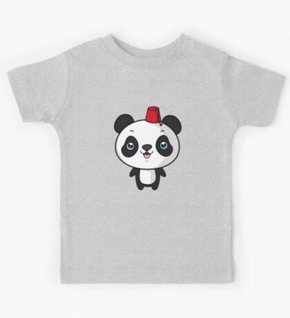 panda panda Kids Tee