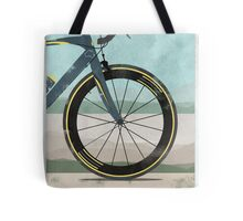 Tour Down Under Bike Race Tote Bag
