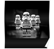 STORMTROOPERS STAR WARS Poster
