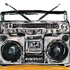 Boom Box! by Russell Pierce