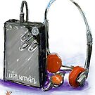 Walkman by Russell Pierce
