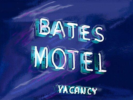 Bates Motel by Russell Pierce