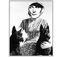 Eva Braun. Photographic Print