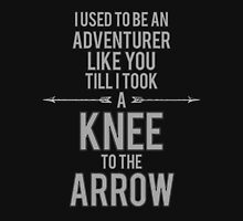 Knee to the Arrow Hoodie