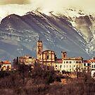 Castel Frentano  by Olivier  Jules