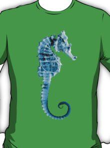 seahorse fringe T-Shirt