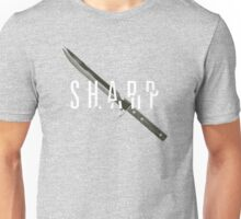 Sharp Unisex T-Shirt