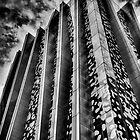 Lava Building by Michael Sanders