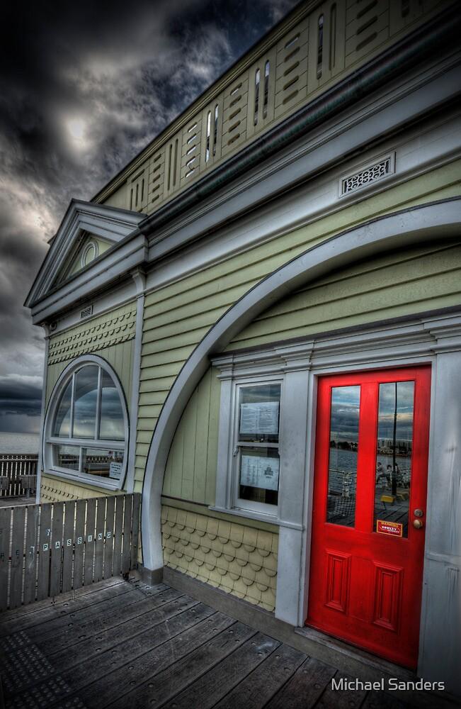 St.Kilda Pier by Michael Sanders