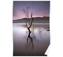 Loch Lomond Sunset Poster