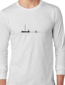 "Limbo #1 ""Boat"" Long Sleeve T-Shirt"