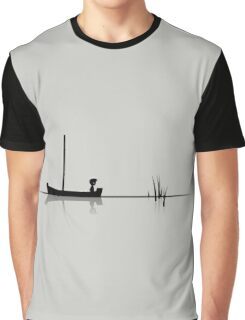 "Limbo #1 ""Boat"" Graphic T-Shirt"
