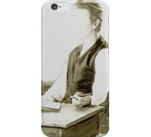 If I Had A British Accent I'd Never Shut Up! iPhone Case/Skin