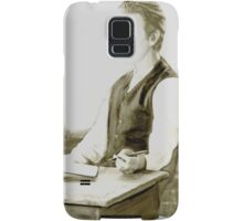 If I Had A British Accent I'd Never Shut Up! Samsung Galaxy Case/Skin