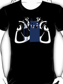 TARDIS Hearts T-Shirt