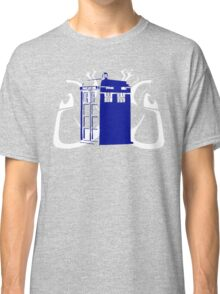 TARDIS Hearts Classic T-Shirt