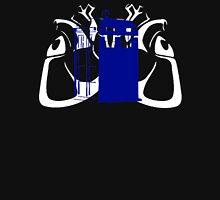 TARDIS Hearts Unisex T-Shirt