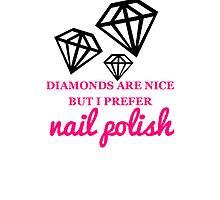 Diamonds Are Nice... by haayleyy