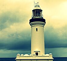 Norah Heads Lighthouse by Evita