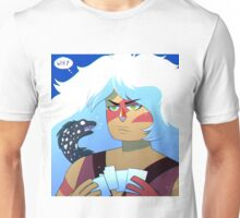Meanwhile in the sea Unisex T-Shirt