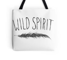 Wild Spirit Tote Bag
