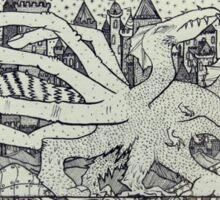 Hydra and the City Sticker