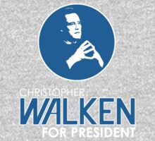 Christopher Walken For President One Piece - Long Sleeve
