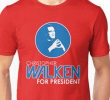 Christopher Walken For President Unisex T-Shirt