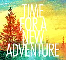 New Adventure by Winterrr