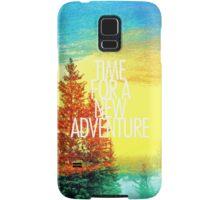 New Adventure Samsung Galaxy Case/Skin