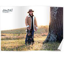 AWDRI Calendar 2013 - April Poster