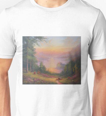 Urquhart Castle Loch Ness Unisex T-Shirt