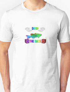 Drop The Bass - Rainbow Dubstep Shirt T-Shirt