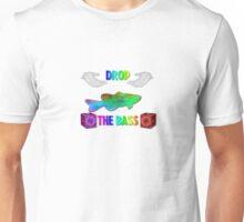 Drop The Bass - Rainbow Dubstep Shirt Unisex T-Shirt