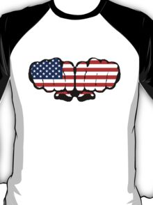 US Fists T-Shirt