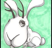 Jackalope by Kat Anderson