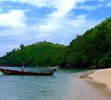 Phuket Beach by jlv-